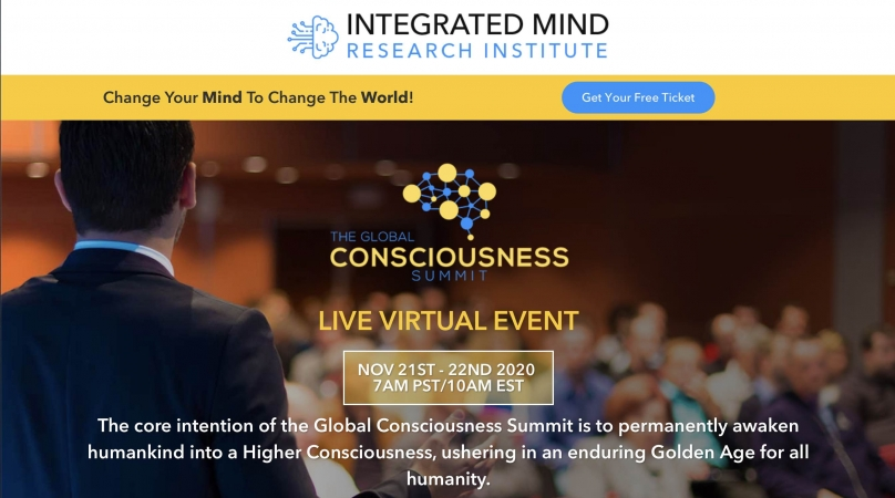 Global Consciousness Summit